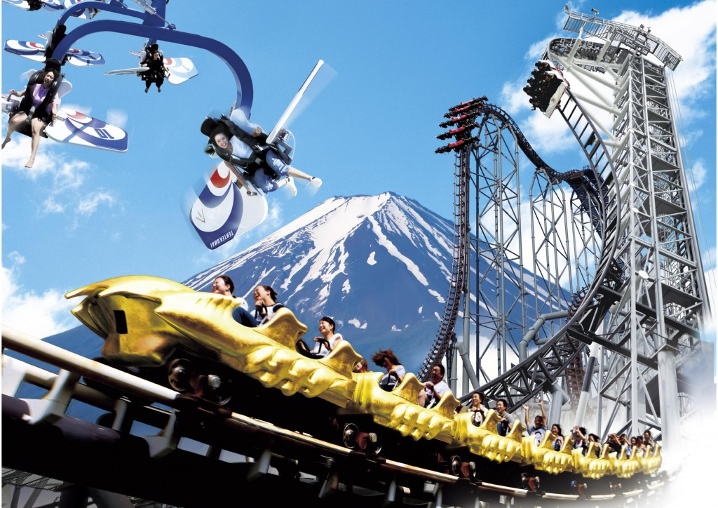 富士急ハイランド(画像)